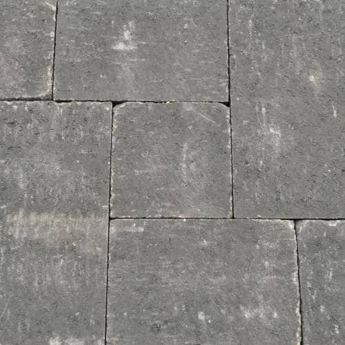Excluton - Abbeystones wildverband - 6cm - Nero