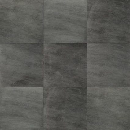 Excluton - Kera Twice - 60x60x5  cm - moonstone black
