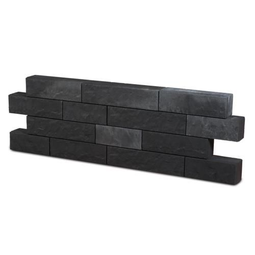 Excluton - Rock Walling leisteen - antraciet