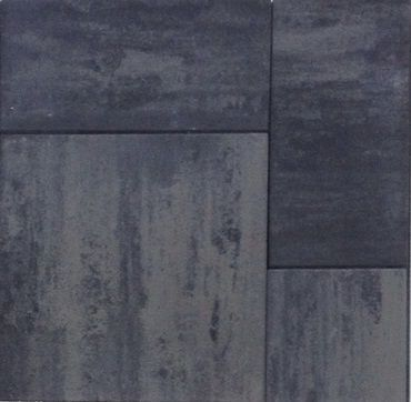 Kijlstra - Patio Mixed - Nero Grey