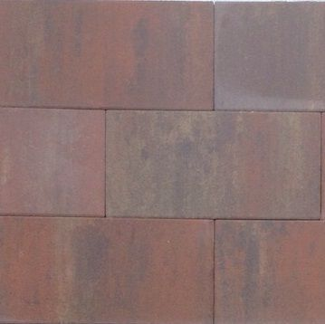 Kijlstra - H2O Square - 60x30x5cm - Cloudy Brown