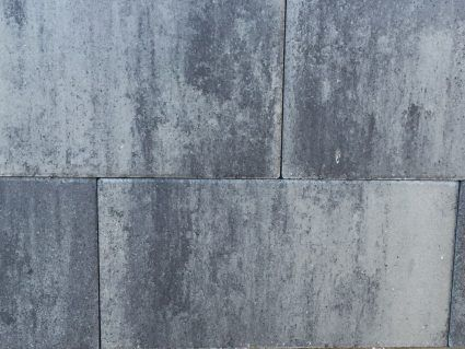 Kijlstra - Patio Square - 60x30x5 cm - Nero Grey