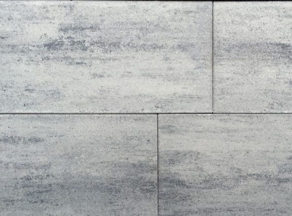 Kijlstra - H2O Square - 80x40x5cm - Nero Grey Emotion