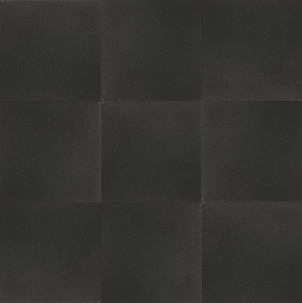 Excluton - 60Plus Soft comfort - 60x60x6cm - nero