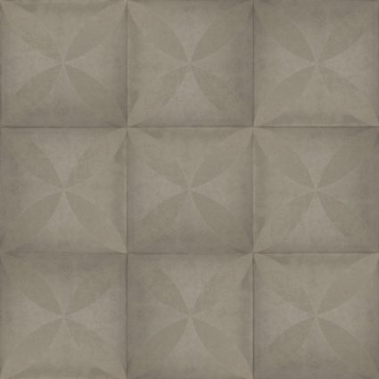 Excluton - Optimum Decora - 60x60x4 cm - Silver Rose