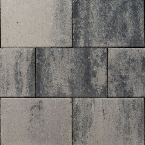 Kijlstra - Design square 20x30x4 cm - nero-grey
