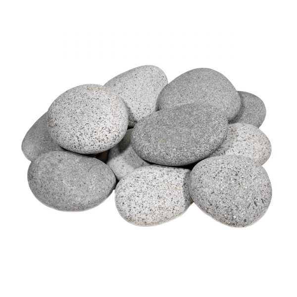 Michel Oprey - Keien Beach Pebbles - 30-60 mm - grijs