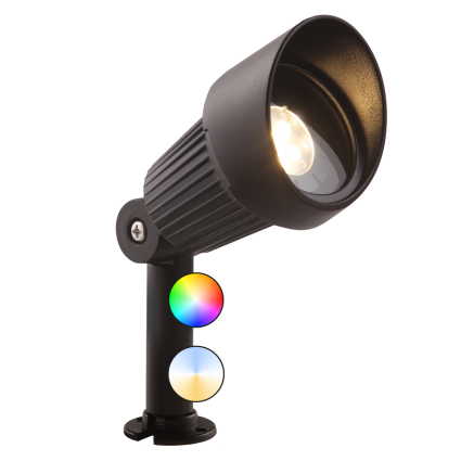 Garden Lights - Smart lamp Focus plus - Zwart
