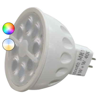 Garden Lights - Smart lamp MR16 RGB LED plus - Wit