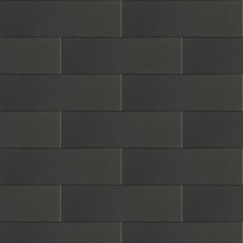 Excluton - Linia Excellence 12x12x60 cm Nero met facet