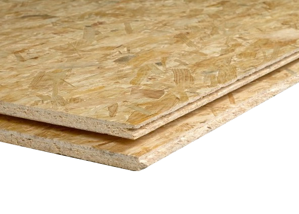 Plywood OSB houtvezeplaat type 3 FSC Mix 70% SE 2440x610x9mm
