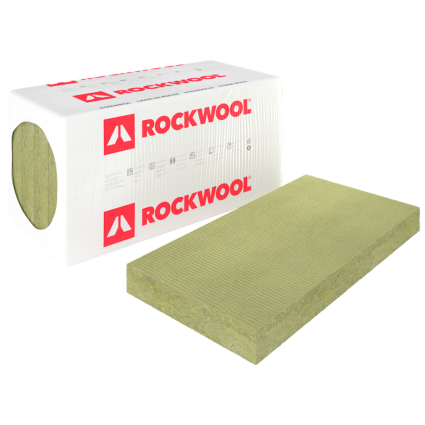 Rockwool steenwolplaat Rocksono Base 1200x600x100 mm